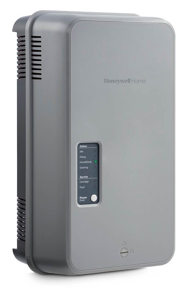 whole-house steam humidifier