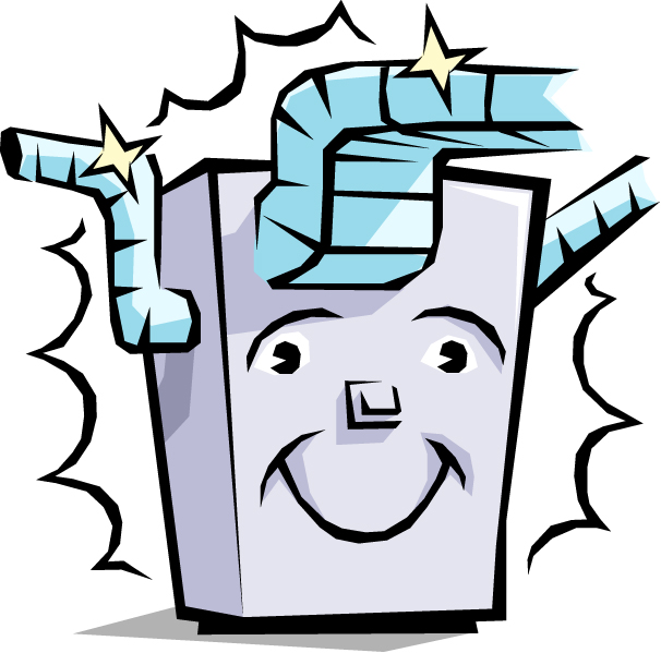 happy clean furnace