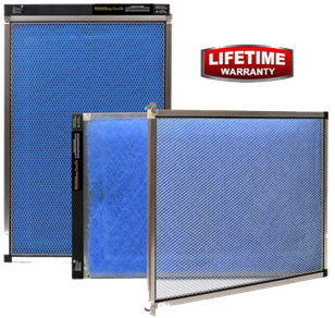 Premier One P6100 electrostatic filters